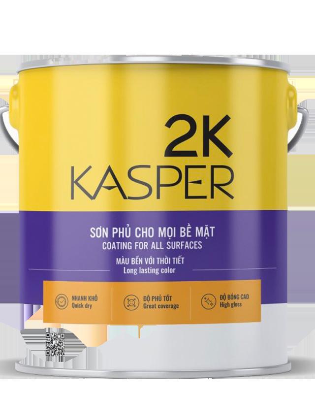 Sơn Kasper 1.25kg